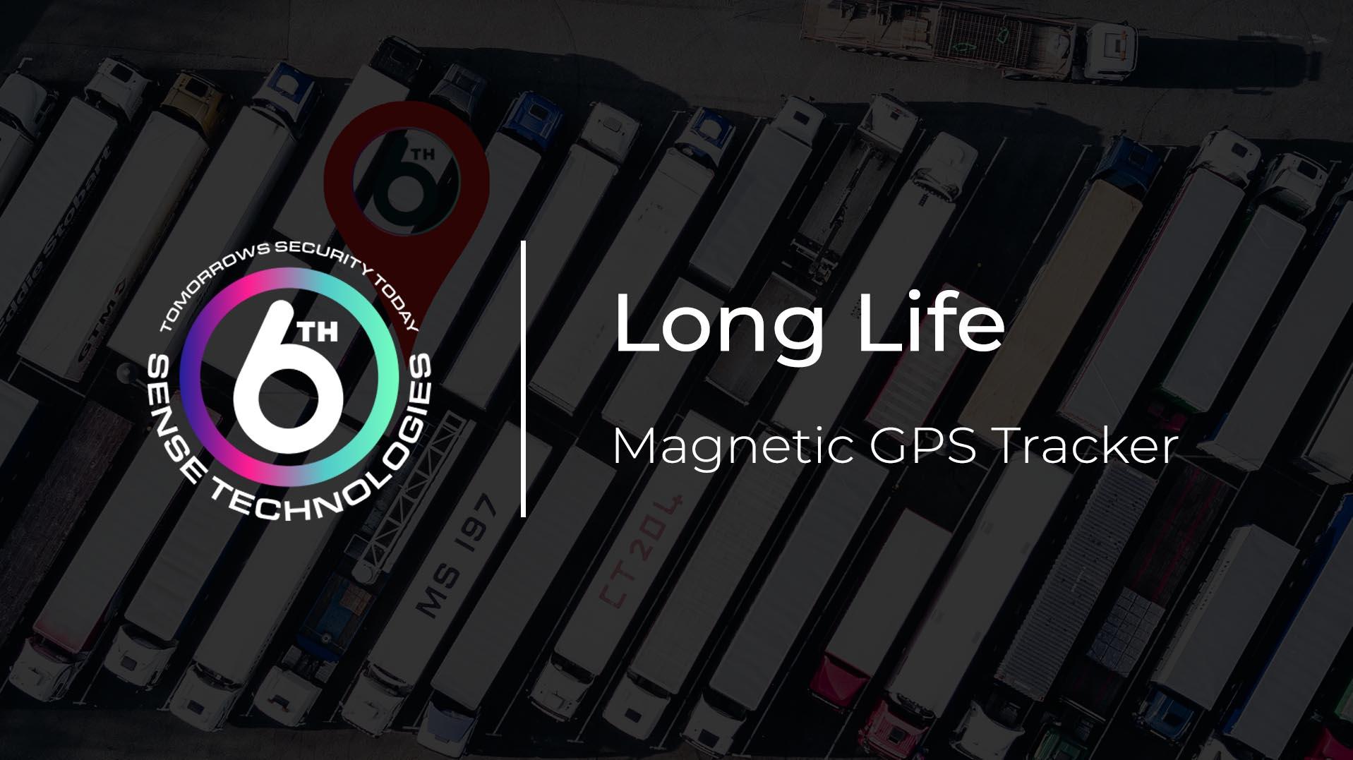 Long Life Magnetic Tracker
