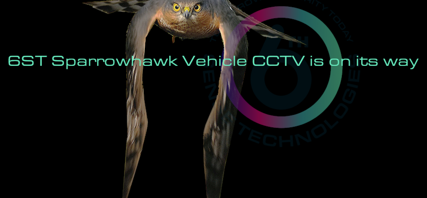 6ST Sparrowhawk Commercial Vehicle CCTV