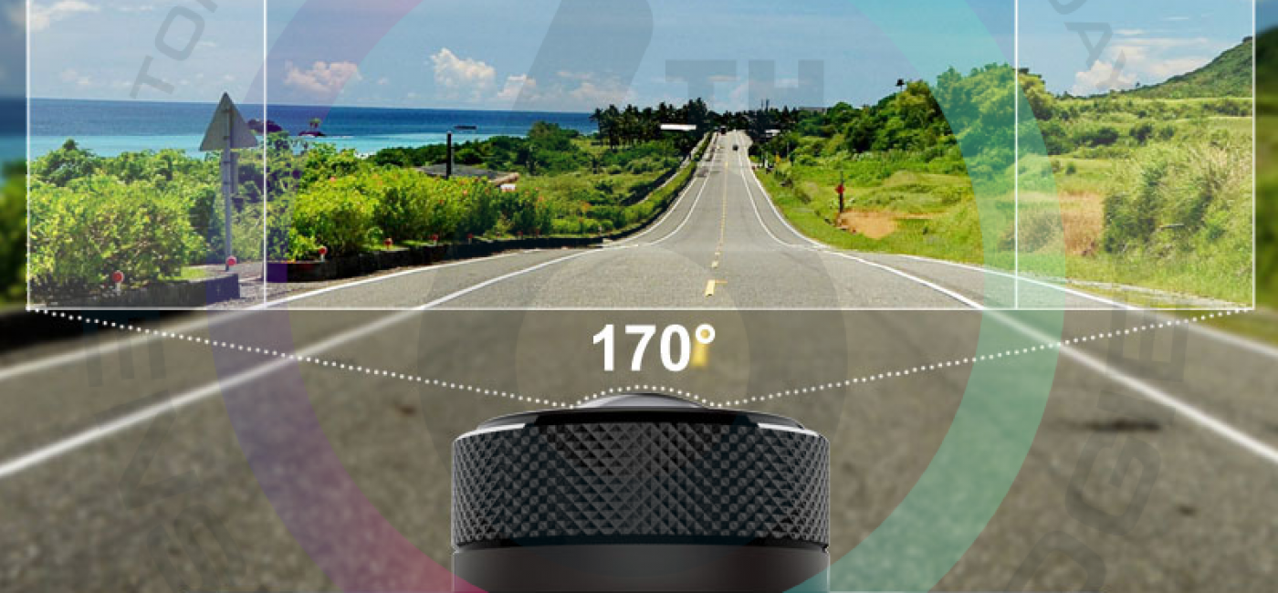 A New Dash Camera 1296p Resolution