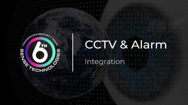 Integration CCTV and Alarm