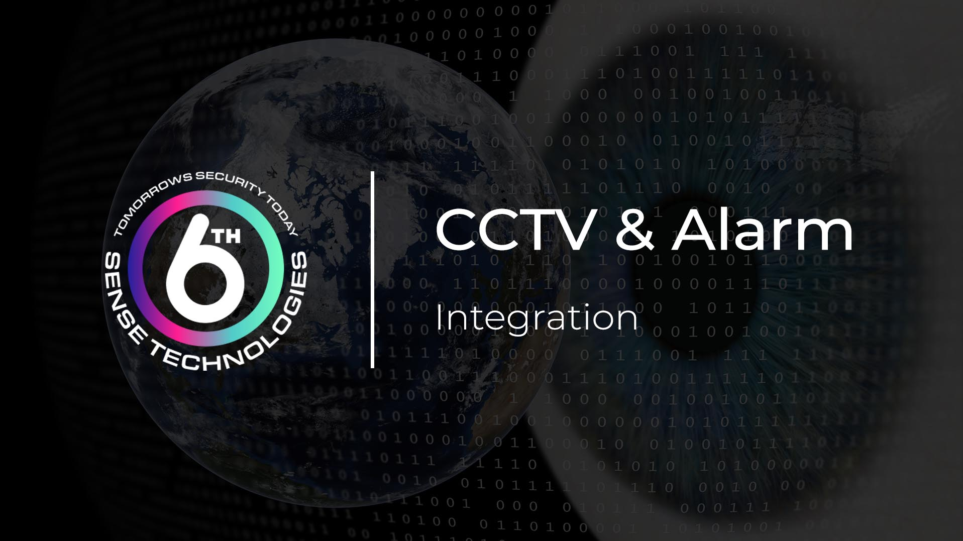 Integration CCTV and Alarm
